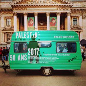 La caravane Palestine à Molenbeek @ Place communale de Molenbeek | Molenbeek-Saint-Jean | Bruxelles | Belgique