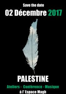 Solidarité avec la Palestine @ Espace Magh | Bruxelles | Bruxelles | Belgique