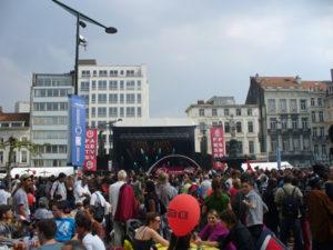 1 mai solidaire avec la Palestine @ Bruxelles | Bruxelles | Belgique