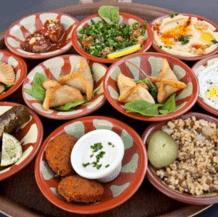 Atelier de cuisine palestinienne @ Cuisine de l'Ecole Edmond Peeters  | Ixelles | Bruxelles | Belgique