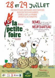 La Petite Foire Paysanne @ Ferme Bufflardenne | Neufchâteau | Wallonie | Belgique