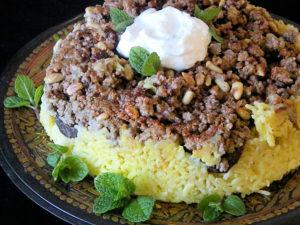 Repas convivial palestinien @ Athenée royale d'Arlon | Arlon | Wallonie | Belgique