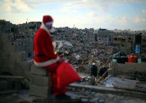 Marché de Noël solidaire avec la Palestine @ ABP