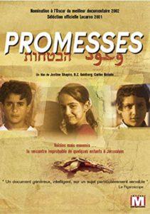 """""""Promesses"""", film documentaire de Justine Shapiro, B.Z. Goldberg et Carlos Bolado @ La Vénerie - Espace Delvaux"""