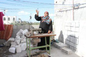 Rencontre avec Judeh Jamal de l'association palestinienne Daman for SME's @ ABP