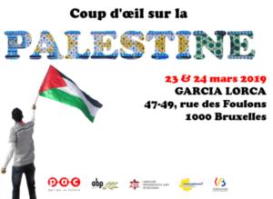 Coup d'oeil sur la Palestine @ Bruxelles - Garcia Lorca
