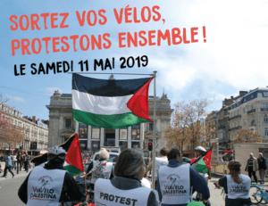 Via Velo Palestina @ Bruxelles
