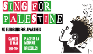 Sing For Palestine !
