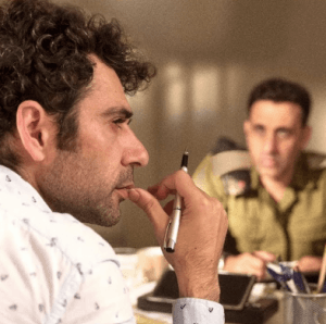 """""""Tel Aviv on Fire !"""", film de Sameh Zoabi @ Watermael-Boitsfort - Espace Delvaux"""