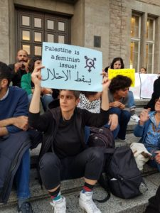 Palestine is a feminist issue: A talk with Amal Eqeiq @ Bruxelles - Lagrange Points Brussels