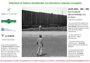 Palestine et Sahara Occidental: Les dernières colonies occupées
