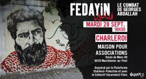 """Projection-débat de """"Fedayin, le combat de Georges Abdallah"""" @ Marchienne-au-Pont - Maison pour Associations"""